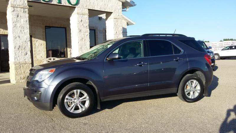 2013 Chevrolet Equinox for sale at OLSGARD AUTO SALES in Decorah IA