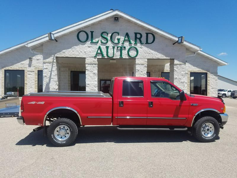 1999 Ford F-350 Super Duty for sale at OLSGARD AUTO SALES in Decorah IA