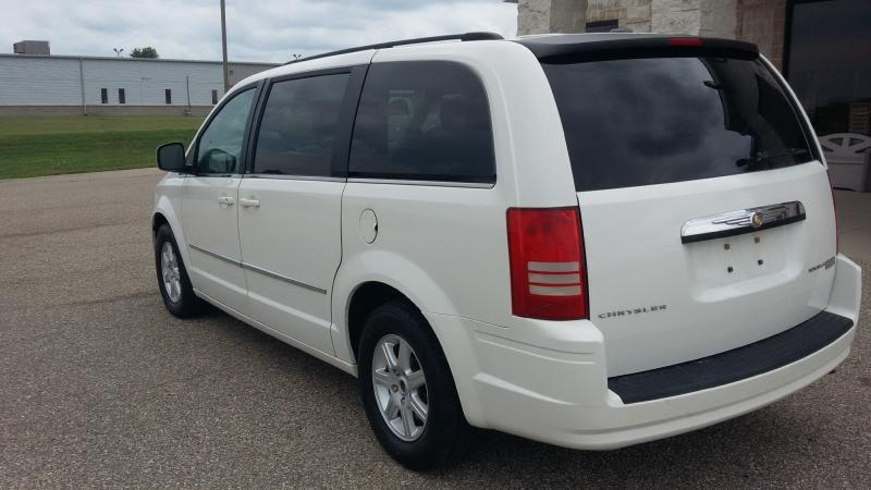 2010 Chrysler Town and Country for sale at OLSGARD AUTO SALES in Decorah IA