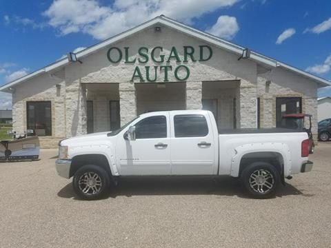 2012 Chevrolet Silverado 1500 for sale at OLSGARD AUTO SALES in Decorah IA
