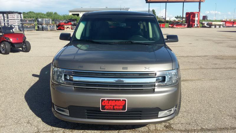 2014 Ford Flex for sale at OLSGARD AUTO SALES in Decorah IA