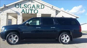 2008 Chevrolet Suburban for sale at OLSGARD AUTO SALES in Decorah IA