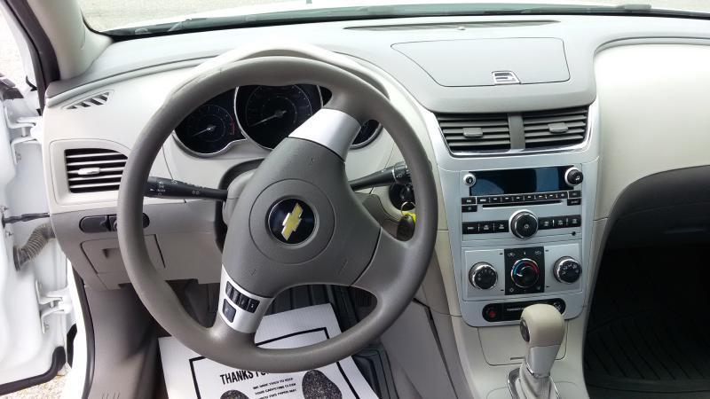 2011 Chevrolet Malibu for sale at OLSGARD AUTO SALES in Decorah IA