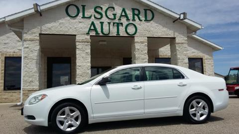 2011 Chevrolet Malibu for sale at OLSGARD AUTO SALES in Decorah IA