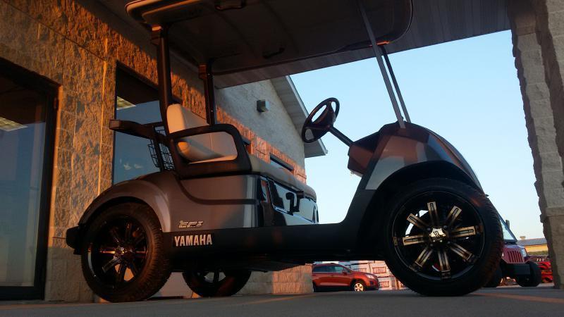 2017 Yamaha DRIVE 2 for sale at OLSGARD AUTO SALES in Decorah IA