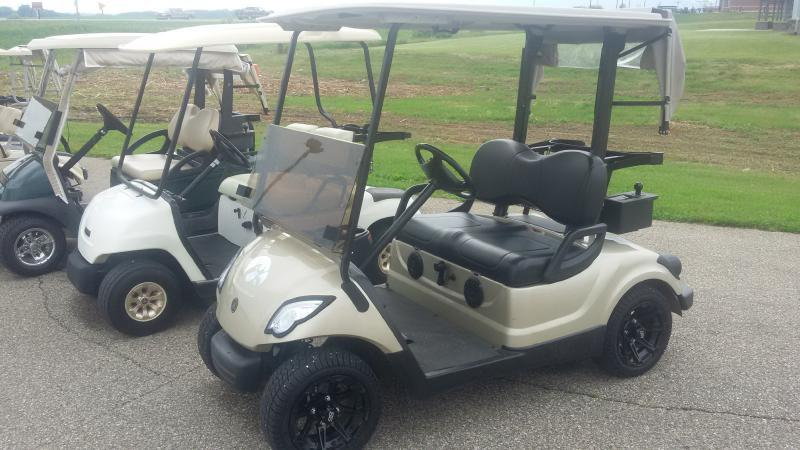 2011 Yamaha DRIVE for sale at OLSGARD AUTO SALES in Decorah IA