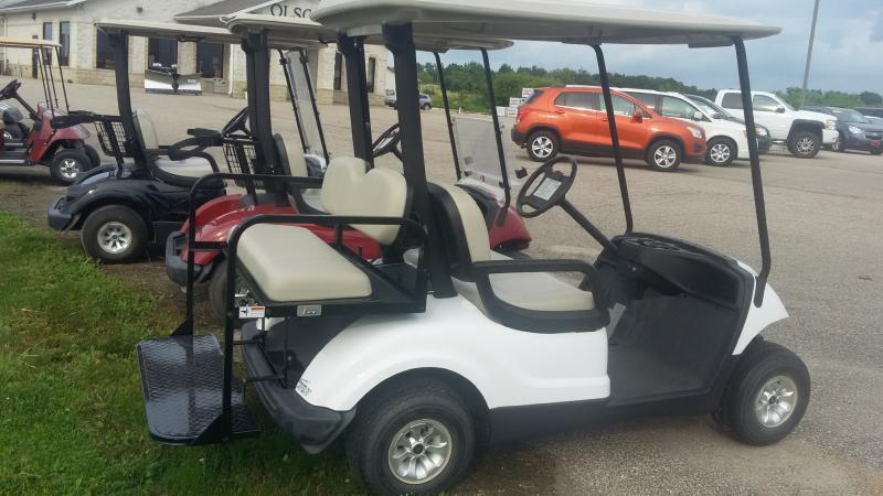 2008 Yamaha DRVIE for sale at OLSGARD AUTO SALES in Decorah IA
