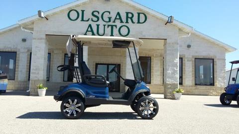2012 Yamaha DRIVE GAS for sale at OLSGARD AUTO SALES in Decorah IA
