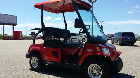 2010 TOMBERLIN ELECTRIC E MERG ELECTRIC for sale at OLSGARD AUTO SALES in Decorah IA
