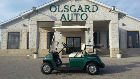 1995 Yamaha G 14 GAS for sale at OLSGARD AUTO SALES in Decorah IA