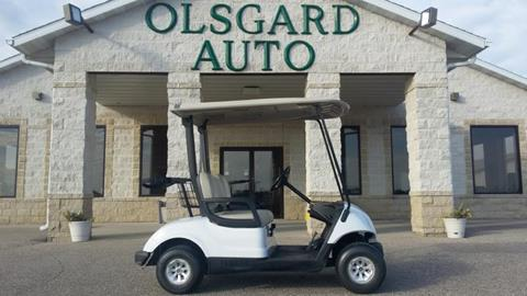 2009 Yamaha DRIVE GAS for sale at OLSGARD AUTO SALES in Decorah IA
