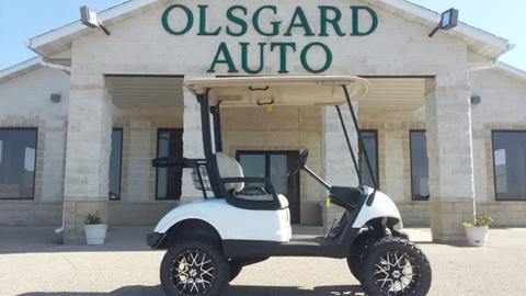 2008 Yamaha DRIVE ELECTRIC for sale at OLSGARD AUTO SALES in Decorah IA