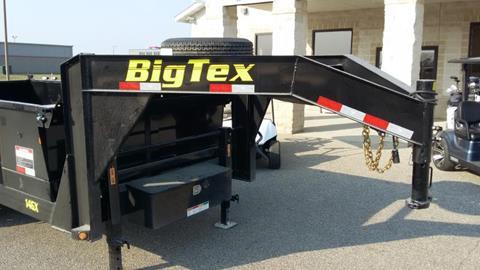 2018 Big Tex 14GX-16BK7SIRPD