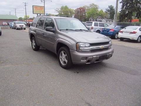 2008 Chevrolet TrailBlazer for sale at Chris Auto Sales in Springfield MA
