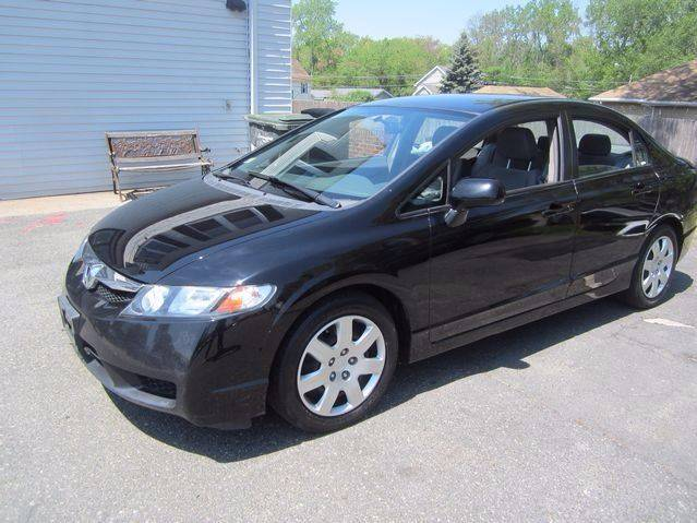 2010 Honda Civic for sale at Chris Auto Sales in Springfield MA