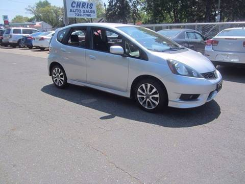 2013 Honda Fit for sale at Chris Auto Sales in Springfield MA