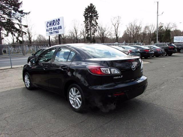 2012 Mazda MAZDA3 for sale at Chris Auto Sales in Springfield MA