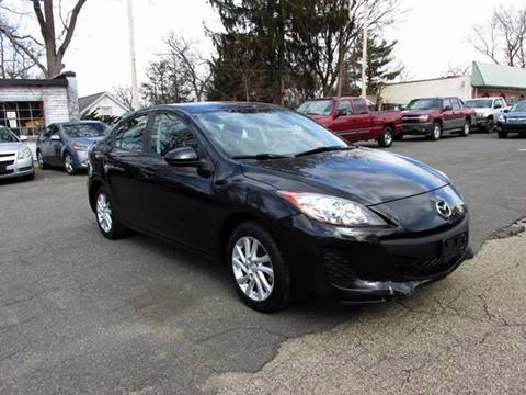 2012 Mazda MAZDA3 for sale at Chris Auto Sales in Springfield MA