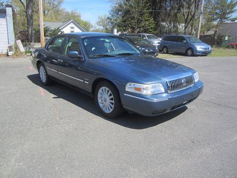 2009 Mercury Grand Marquis for sale at Chris Auto Sales in Springfield MA