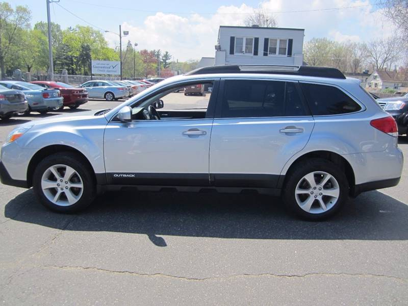 2013 Subaru Outback for sale at Chris Auto Sales in Springfield MA