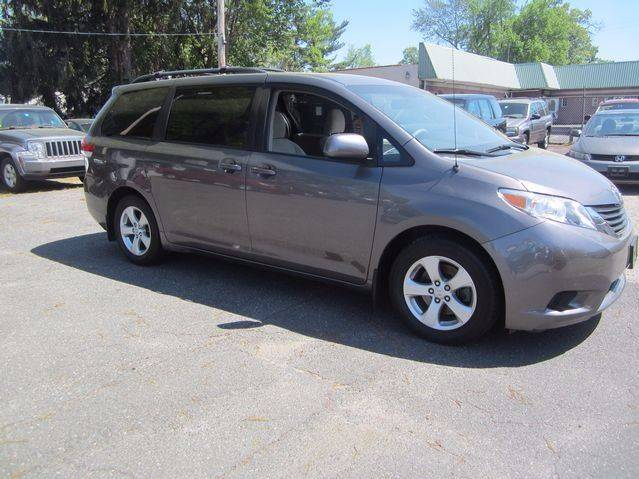 2011 Toyota Sienna for sale at Chris Auto Sales in Springfield MA