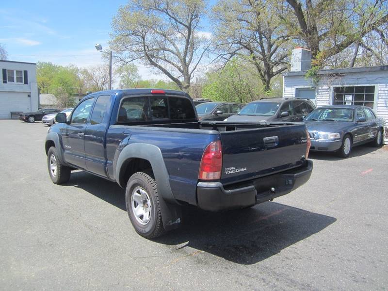 2007 Toyota Tacoma for sale at Chris Auto Sales in Springfield MA