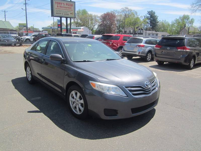 2010 Toyota Camry for sale at Chris Auto Sales in Springfield MA