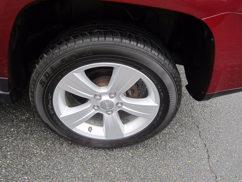 2012 Jeep Compass for sale at Chris Auto Sales in Springfield MA
