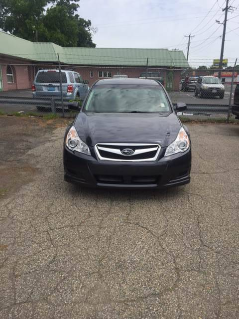 2010 Subaru Legacy for sale at Chris Auto Sales in Springfield MA