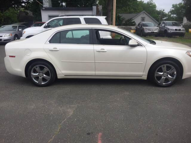 2010 Chevrolet Malibu for sale at Chris Auto Sales in Springfield MA