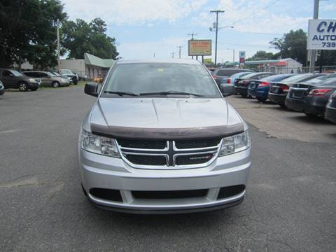 2013 Dodge Journey for sale at Chris Auto Sales in Springfield MA