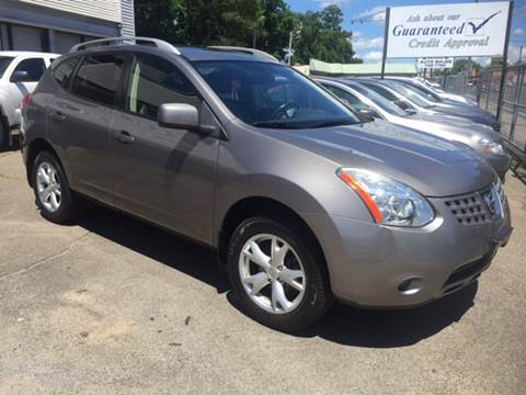 2009 Nissan Rogue for sale at Chris Auto Sales in Springfield MA