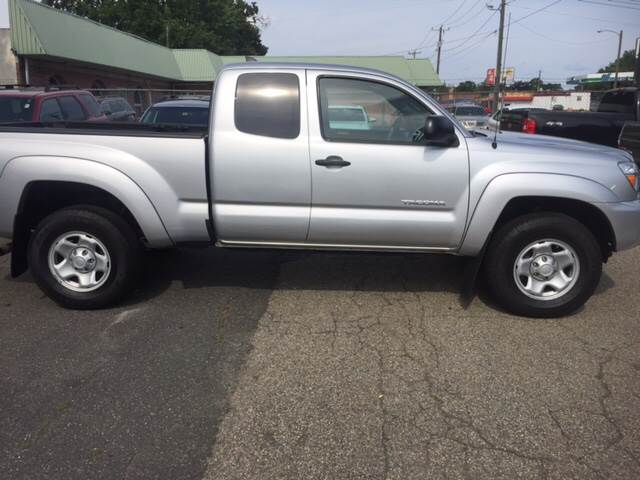 2012 Toyota Tacoma for sale at Chris Auto Sales in Springfield MA