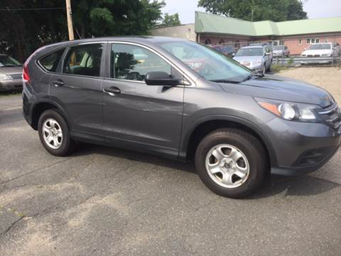 2013 Honda CR-V for sale at Chris Auto Sales in Springfield MA