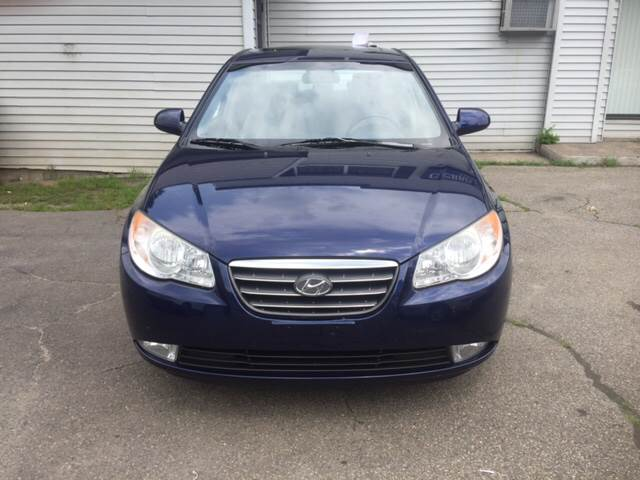 2007 Hyundai Elantra for sale at Chris Auto Sales in Springfield MA