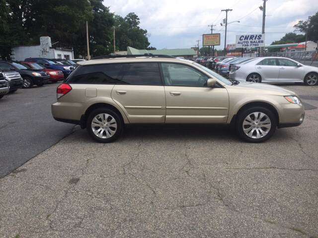 2009 Subaru Outback for sale at Chris Auto Sales in Springfield MA