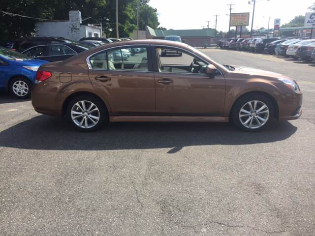 2013 Subaru Legacy for sale at Chris Auto Sales in Springfield MA