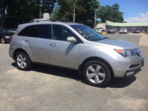 2011 Acura MDX for sale at Chris Auto Sales in Springfield MA