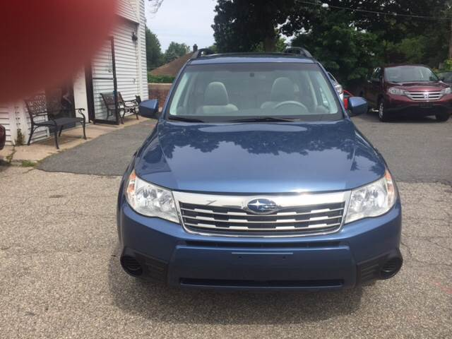 2010 Subaru Forester for sale at Chris Auto Sales in Springfield MA