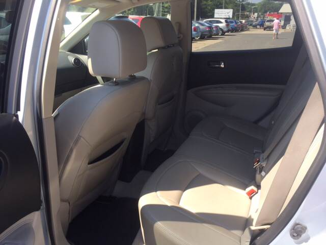 2011 Nissan Rogue for sale at Chris Auto Sales in Springfield MA