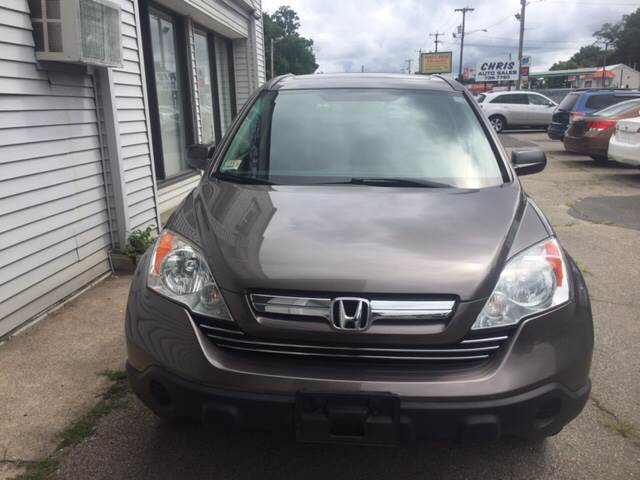 2009 Honda CR-V for sale at Chris Auto Sales in Springfield MA