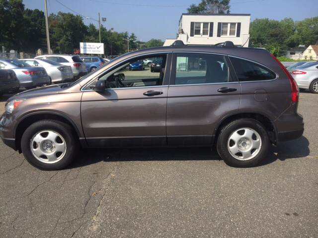 2011 Honda CR-V for sale at Chris Auto Sales in Springfield MA