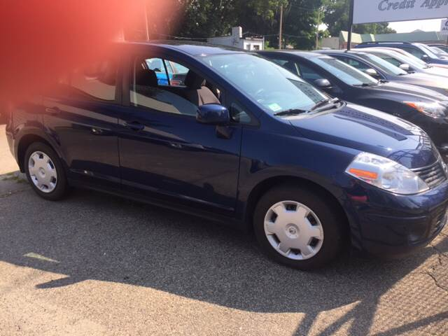 2007 Nissan Versa for sale at Chris Auto Sales in Springfield MA