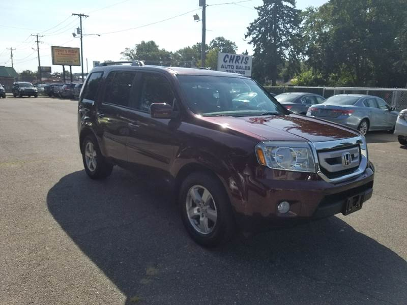 2011 Honda Pilot for sale at Chris Auto Sales in Springfield MA