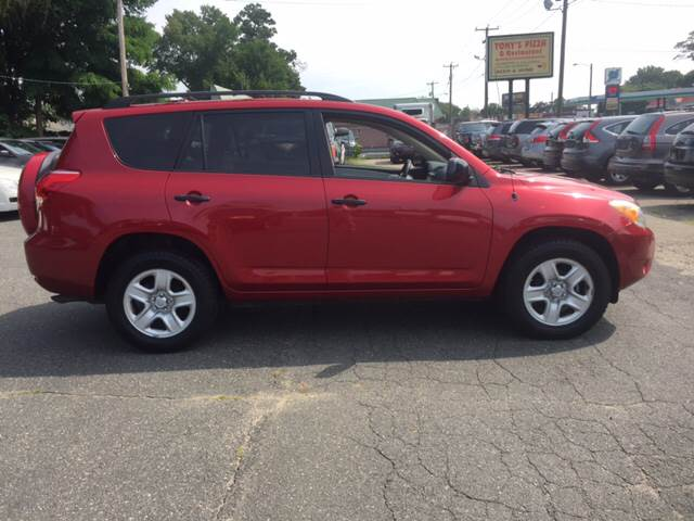 2008 Toyota RAV4 for sale at Chris Auto Sales in Springfield MA