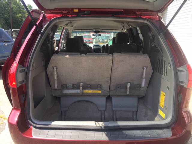 2008 Toyota Sienna for sale at Chris Auto Sales in Springfield MA