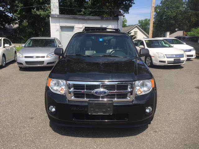 2012 Ford Escape for sale at Chris Auto Sales in Springfield MA