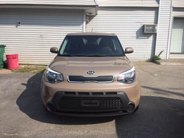 2014 Kia Soul for sale at Chris Auto Sales in Springfield MA