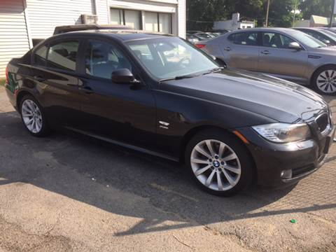 2011 BMW 3 Series for sale at Chris Auto Sales in Springfield MA