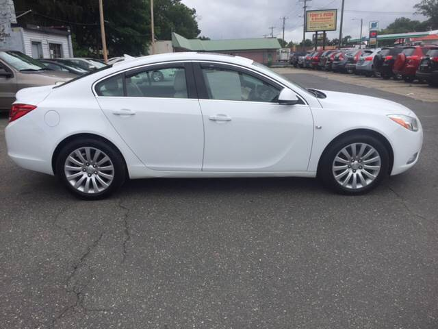 2011 Buick Regal for sale at Chris Auto Sales in Springfield MA